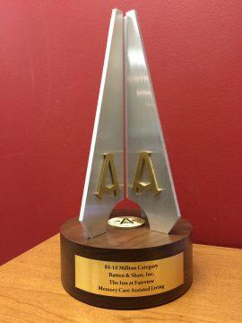 2015 AGC Award $5-10 Million The Inn at Fairview