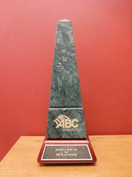 2015 ABC Award NHC Place Sumner